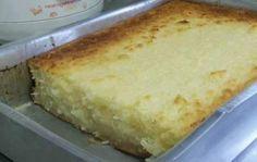 O Bolo Cremoso de Mandioca é feito rapidamente no liquidicador e fica muito saboroso e molhadinho. Faça para o lanche e surpreenda a todos com essa receita