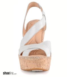 asymmetrical #platform #wedge #sandal