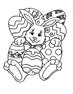 View Easter Coloring Pages For Kids Collection Have Fun Decorating These And All Ages Just Print Enjoy