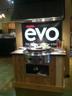 Check out our new Evo Grill in our Birmingham Showroom!   www.myallsouth.com