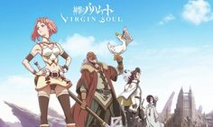 Shingeki no Bahamut Virgin Soul Subtitle Indonesia