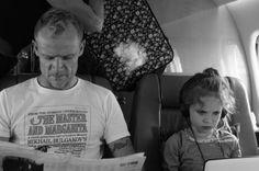 Rockstar Dads - Flea and Sunny Balzary by Clara Balzary