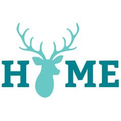 Plotter Silhouette Design Store - View Design home with a deer head Landscaping, An America Deer Head Silhouette, Silhouette Design, Vinyl Crafts, Vinyl Projects, Silhouette Cameo Projects, Cricut Creations, Cricut Vinyl, Vinyl Designs, Pyrography