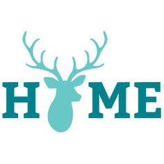 Plotter Silhouette Design Store - View Design home with a deer head Landscaping, An America Deer Silhouette Printable, Deer Head Silhouette, Silhouette Design, Vinyl Crafts, Vinyl Projects, Silhouette Cameo Projects, Cricut Creations, Cricut Vinyl, Vinyl Designs