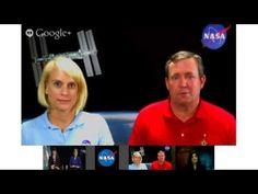 NASA Google+ Hangout Discusses Newest Space Explorers