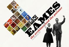 Charles and Ray Eames.