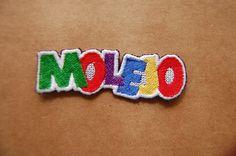 Patch 100% bordado. Acabamento manual. Molejo . www.facebook.com/PatchesDonaRamona