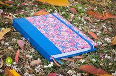 Bitácora A5 Kiwi encuadernaciones. Hecha a mano ♡ Handmade bookbinding https://www.facebook.com/kiwi.encuadernaciones.kiwi