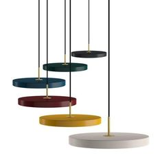 Umage Asteria Pendant Anthracite - Beaumonde Ceiling Pendant, Pendant Lighting, Pendant Lamps, Ceiling Canopy, Ceiling Lamp, Modern Garden Design, Contemporary Design, Forest Design, Diffuser