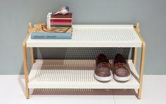 Normann Copenhagen by Simon Legald - Cool Hunting Furnitures, Copenhagen, Shoe Rack, Hunting, Cool Stuff, Lighting, Live, Table, Design