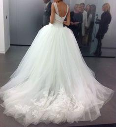Full Skirt Dress.
