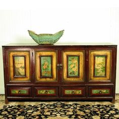 chinese sideboard.