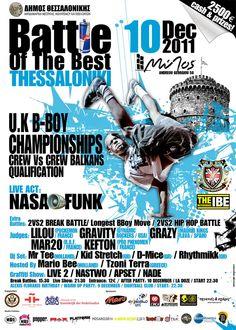 Battle Of The Best Thessaloniki 2011