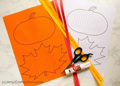 These Paper Weaving Fall Printables are perfect to strengthen and keep those little fingers busy this season! Also helps to improve concentration and hand-eye coordination in little kids. Diy And Crafts, Crafts For Kids, Improve Concentration, School Clubs, Paper Weaving, Motor Activities, Fine Motor, Techno, Origami