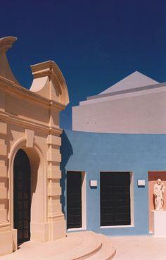 Malte demeure un bijou d'architecture baroque mais aussi moderne, sous l'influence de l'architecte Richard England (AD n°124 juin-juillet 2014)