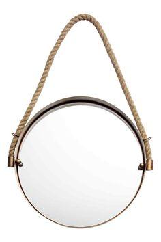 Okrągłe lustro | H&M