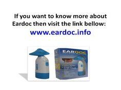 For ear infection treatments visit: www.eardoc.info