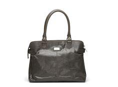 Smart grå Adax taske med 2 hanke, 1799.00 II FRI FRAGT