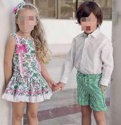 Niño y niña combinados