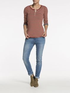Linen mix tee with special neck trims - T-shirts   Tops - Scotch   Soda  Online Fashion   Apparel Shop   moodboard   Pinterest   Scotch soda, Soda  and Maison ... f40844a6e5a0