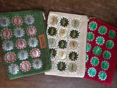 just a sample of the available variety of lined Tanya clutches made from bottle caps 45 TL, 15 euro Bottle Caps, Euro, Clutches, Blanket, Crochet, Ganchillo, Blankets, Cover, Crocheting