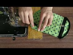पुरानी पेंट से बनाए बटवा   how to make batwa purse - YouTube Embroidery Bags, Indian Art Paintings, Simple Bags, Hair Hacks, Bag Making, Diy And Crafts, Pouch, Dots, Purses