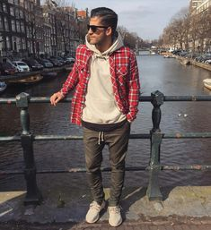 Kosta Williams in Amsterdam #menswear #Fashion #Street #urban #inspiration #Men #white #Model