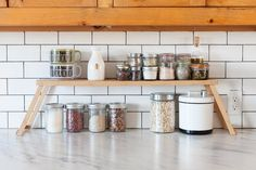 Easy Ways to Create Extra Counter Space in a Tiny Kitchen | Kitchn
