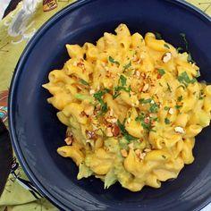 One Pot Cheesy Mac  - vegan