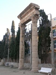 SPAIN. Archaeological Ensemble of Tárraco....(modern-day Tarragona) was a major administrative and mercantile city in Roman Spain and the centre of the Imperial cult for all the Iberian provinces.