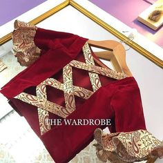 Brocade Blouse Designs, Best Blouse Designs, Simple Blouse Designs, Stylish Blouse Design, Designer Blouse Patterns, New Saree Blouse Designs, Blouse Designs Catalogue, Vetement Fashion, Rajasthani Mehndi