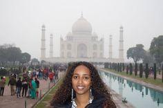 #mytajmemory Glad I made it to Taj Mahal last year #tbt #tajmahal #agra #india #tourism #worldtraveller #monument #7wondersoftheworld by hamdia77 #IncredibleIndia #tajmahal