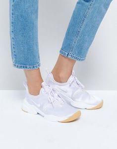 Светло-фиолетовые кроссовки Nike Loden