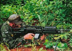 Armas que o exercito brasileiro usa - armas e bombas.projeteis