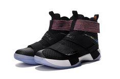 new concept 67d3e 4e247 March Shoes 2017 Lebron-Soldier-10-X-Unlimited-Prism-Multicolor