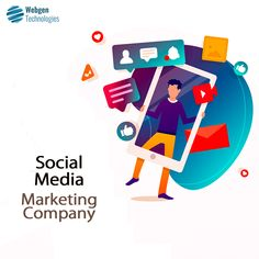 While most of your customers are spending their time on popular social media platforms, don't you think you should be focusing your marketing efforts here? Contact Webgen Technologies to avail professional SMM assistance today! #socialmediamarketingagency #socialmediamarketingtips #socialmediamarketingstrategy #webgentechnologies #socialmediamarketingservices #socialmediamarketing #B2B #DigitalMarketing #Advertising #SMM #startup #Sales #Business #Branding #MarketingStrategy #OnlineMarketing Social Media Marketing Companies, Seo Marketing, Online Marketing, Competitor Analysis, Blockchain, Apps, Technology, Website, Business Branding