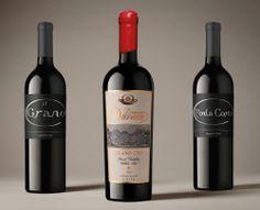 Vin du Chili / Wine of chile Grand Cru El Grano La Poda Corta