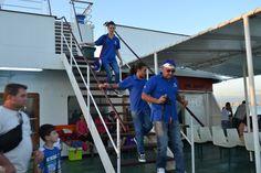 Sul traghetto: destinazione Durazzo!