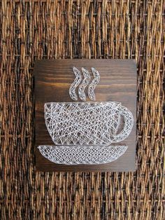 String Art on Pinterest | Peace Signs, Seahawks and Deer Silhouette