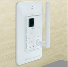 Planex to launch Wi-Fi router that replaces your wall socket. Japanese Planex Communications might not be the most well-known maker of Wi-Fi routers, but the company has managed to come up with an interesting solution for those that want to save space, a Wi-Fi router that goes inside the whole in the wall where a power socket would normally be fitted. This means that the router doesn't take up any space, but it does also limit its functionality a bit. #TheTechGuy, #itsolutionindia,