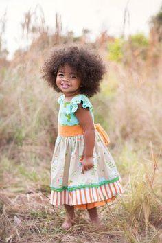 Eva's Easter dress ❤