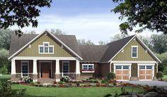 Plan de la casa del artesano Bungalow 59149 Elevación