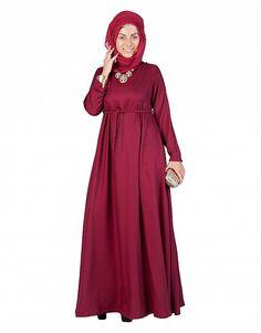 53a3b8111 موديلات فساتين محجبات صيف 2014 Beautiful Hijab, Modest Fashion, Abayas,  Special Occasion,