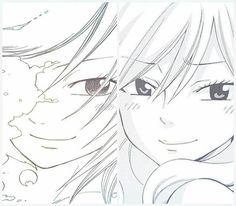 I think the first image is Ultear and the second Juvia IT'S SO SAD, WHY ARE HIRO DOING THIS TO US??!!!!
