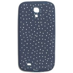 MADEWELL Rubber Case for Samsung Galaxy 4 ($3.99) ❤ liked on Polyvore featuring accessories, tech accessories, indigo dot, madewell and galaxy smartphone