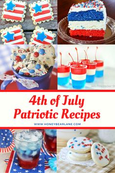 Welcome - Honeybear Lane Summer Recipes, Easy Dinner Recipes, Holiday Fun, Festive, 4th Of July Celebration, Summer Treats, Soups And Stews, Independence Day, Barbecue