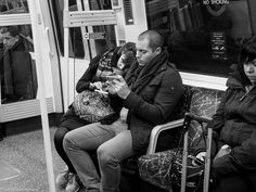 The Death Of Conversation: I Photograph People Obsessed With Their Smartphones   October 14, 2014   by babycakes romero