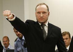 Breivikovo šílené vraždění