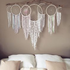 awesome cool Dreamcatcher Collective Kits by www.homedecorbyda...... by http://www.best99-home-decor-pics.club/handmade-home-decor/cool-dreamcatcher-collective-kits-by-www-homedecorbyda/