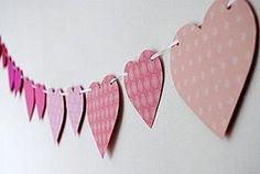 Lovely hearts / DIY